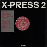 Click here for more info about 'X-Press 2 - I Want You Back - Doublepack'