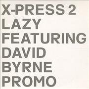 Click here for more info about 'X-Press 2 - Lazy'