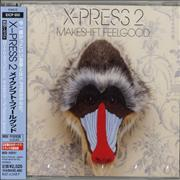 Click here for more info about 'X-Press 2 - Makeshift Feelgood'