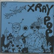 Click here for more info about 'X-Ray Pop - Alcool - Numbered Blue P/S + Green Vinyl'