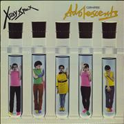 Click here for more info about 'X-Ray Spex - Germ Free Adolescents - EX'