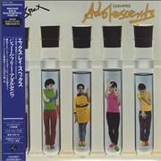 Click here for more info about 'X-Ray Spex - Germ Free Adolescents'