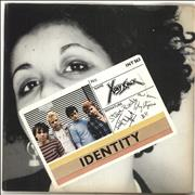 Click here for more info about 'X-Ray Spex - Identity - Pink Vinyl + Sleeve'