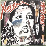 Click here for more info about 'X-Ray Spex - Oh Bondage Up Yours - Punk Art sleeve'