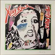 Click here for more info about 'X-Ray Spex - Oh Bondage Up Yours - Punk Art Print'