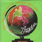 Click here for more info about 'X-Ray Spex - The Day The World Turned Day-Glo - Orange vinyl'