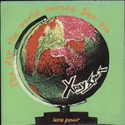 Click here for more info about 'X-Ray Spex - The Day The World Turned Day-Glo - Orange vinyl - EX'