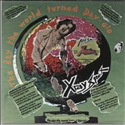 Click here for more info about 'X-Ray Spex - The Day The World Turned Day-Glo - Punk Art Sleeve'