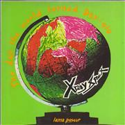 Click here for more info about 'X-Ray Spex - The Day The World Turned Dayglo - P/S'
