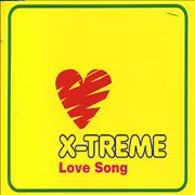 Click here for more info about 'X-treme - Love Song'