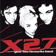 Click here for more info about 'X27 - Your Neu Favourite Band'