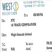 Click here for more info about 'XTC - 16 Track Compilation'