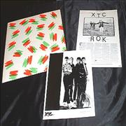 Click here for more info about 'XTC - 3D EP + Press Pack'