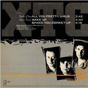 Click here for more info about 'XTC - All You Pretty Girls'