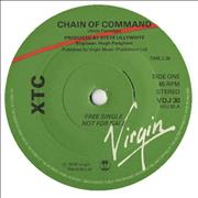Click here for more info about 'XTC - Chain Of Command'