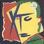 Click here for more info about 'XTC - Drums And Wires - Stickered & Complete - VG'