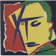 XTC Drums And Wires UK vinyl LP