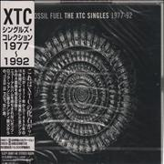 Click here for more info about 'XTC - Fossil Fuel - The XTC Singles 1977-92'