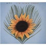 XTC I'd Like That UK CD single