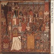Click here for more info about 'XTC - King For A Day'