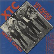 Click here for more info about 'XTC - Life Begins At The Hop + PVC Sleeve'