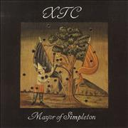 Click here for more info about 'XTC - Mayor Of Simpleton'