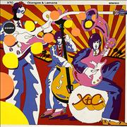 Click here for more info about 'XTC - Oranges & Lemons'