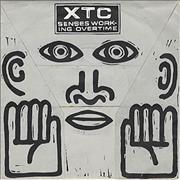 Click here for more info about 'XTC - Senses Working Overtime - Fold Out Sleeve'