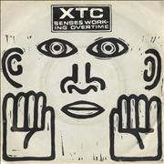 Click here for more info about 'XTC - Senses Working Overtime'