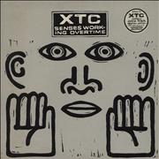 Click here for more info about 'XTC - Senses Working Overtime - Stickered sleeve'
