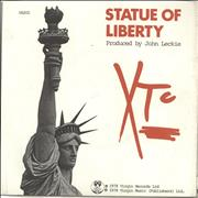 Click here for more info about 'XTC - Statue Of Liberty'