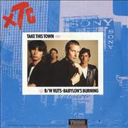 Click here for more info about 'XTC - Take This Town'