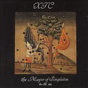 Click here for more info about 'XTC - The Mayor Of Simpleton'