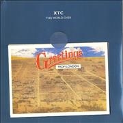 Click here for more info about 'XTC - This World Over + Postcards'