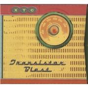 XTC Transistor Blast UK 4-CD set