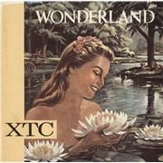 "XTC Wonderland UK 7"" vinyl"