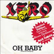 Click here for more info about 'Xero feat Bruce Dickinson - Oh Baby'