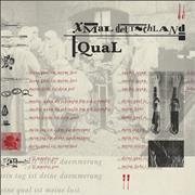 Click here for more info about 'Xmal Deutschland - Qual'