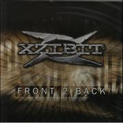Click here for more info about 'Xzibit - Front 2 Back'