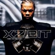 Click here for more info about 'Xzibit - Man Vs Machine'