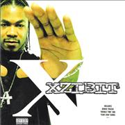 Click here for more info about 'Xzibit - X'