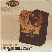 Click here for more info about 'Y100 - Sonic Sessions Volume 8'