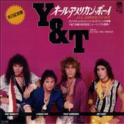 Click here for more info about 'Y&T - All American Boy'