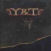 Click here for more info about 'Y&T - Contagious'