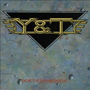 Click here for more info about 'Y&T - Don't Stop Runnin''