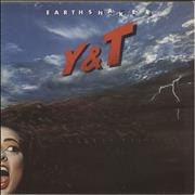 Click here for more info about 'Y&T - Earthshaker'