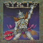 Click here for more info about 'Y&T - In Rock We Trust'