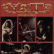 Click here for more info about 'Y&T - Midnight In Tokyo'