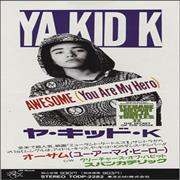 Click here for more info about 'Ya Kid K - Awesome (You Are My Hero)'