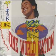 Click here for more info about 'Ya Kid K - One World Nation - The Kids Shall Overcome'